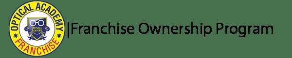 Optical Academy Franchise Logo